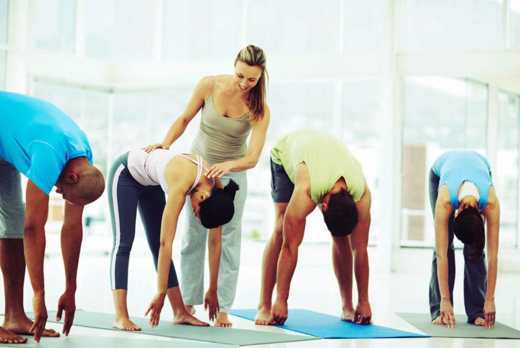 Yoga Boost San Diego Office Yoga