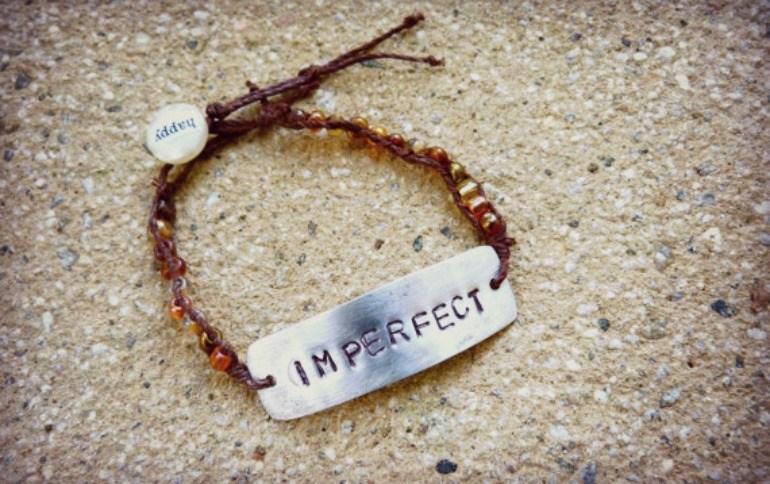 imperfect bracelet